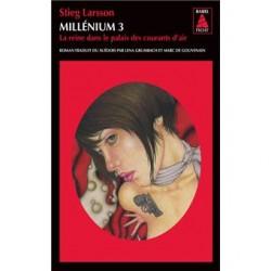Millénium 3 - La Reine dans...
