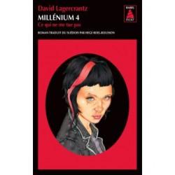 Millenium 4 - ce qui ne me...