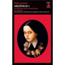 Millénium 1 - Les hommes...