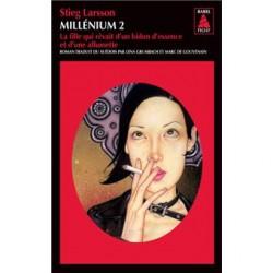 Millénium 2 - La fille qui...