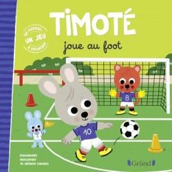 Timoté : Timoté joue au foot