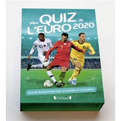 Mon quiz de l'Euro 2020 -...