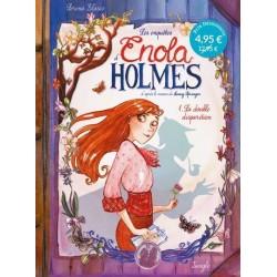 Enola Holmes - Tome 1 : Les...