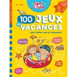 Sami et Julie -100 Jeux de...