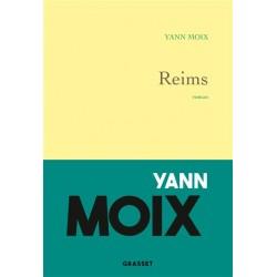 Reims - Yann Moix