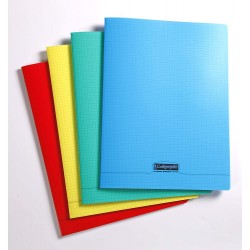 Cahier 48 pages 24*32 assortis