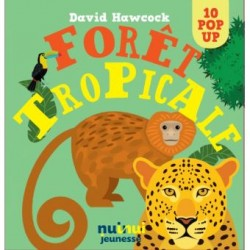 Foret tropicale Pop up
