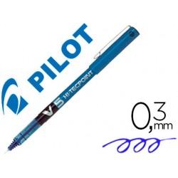 Pilot V5 Bleu