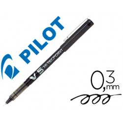 Pilot V5 Noir