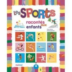 Les sports racontes aux...