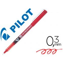 Pilot V5 Rouge