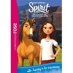 Spirit - Tome 11 Lucky à la...