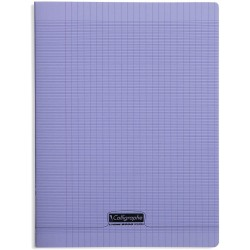 Cahier 24*32 Violet