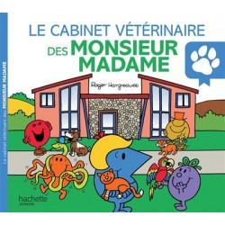 Le cabinet vétérinaire des...