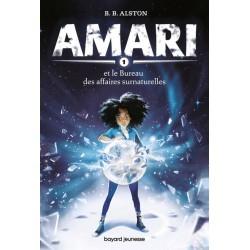 Amari t.1 : amari et le...