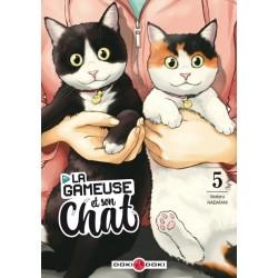 La gameuse et son chat t.5...