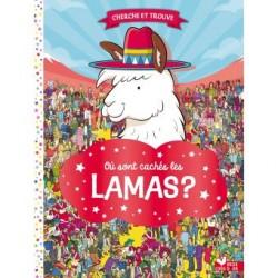Où sont cachés les lamas ?