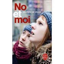 No et Moi  Auteur De Vigan D