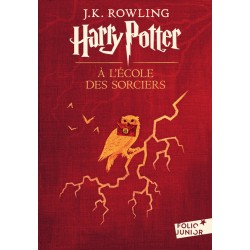 HARRY POTTER A L'ECOLE DES...